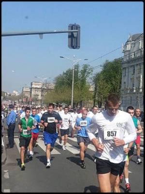 Belgrad Marathon, 21.04.2013
